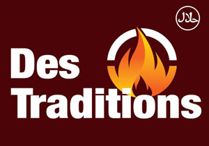 Des Traditions Restaurant
